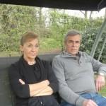 Jeanne en Frans op 't Root